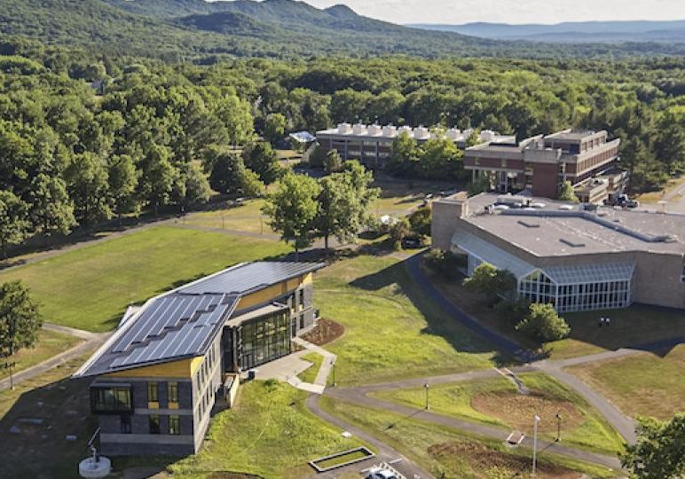 Hampshire College View