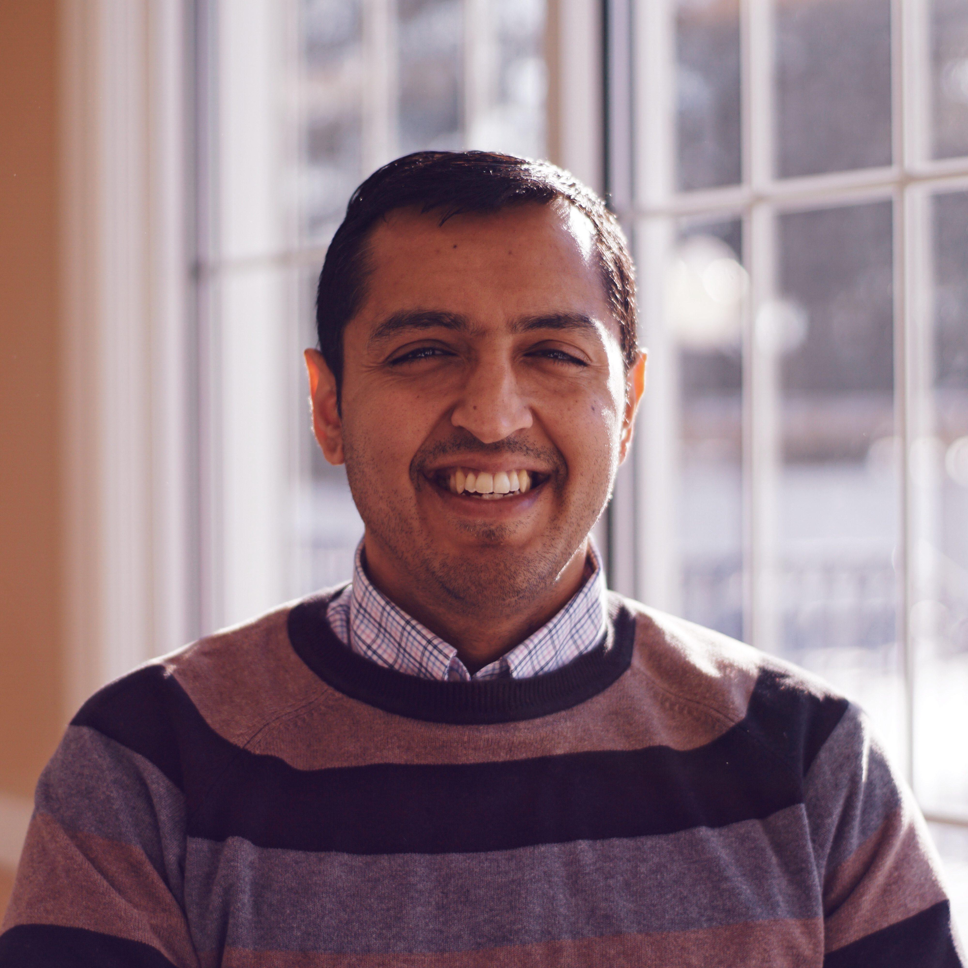 Kishore Parmar Headshot